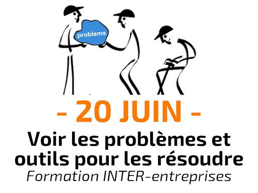 Voir les problèmes et outils pour les résoudre - Formation INTER-entreprises