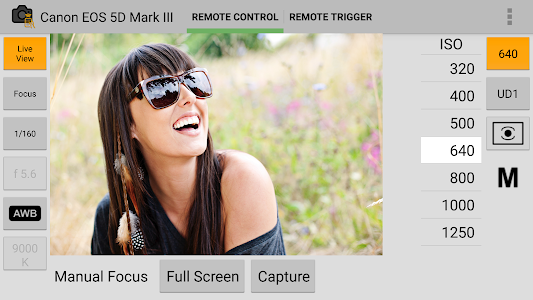 DSLR Remote Control - Camera screenshot 21