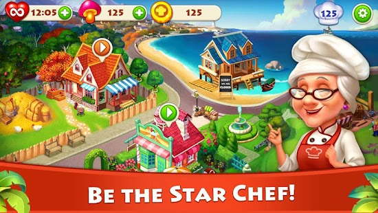 Cooking Town – Restaurant Chef Game - náhled