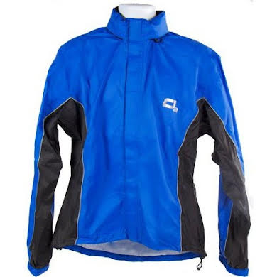 O2 Primary Rain Jacket with Hood Thumb