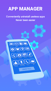 Fancy Cleaner: Phone Cleaner, Booster, Optimizer Screenshot