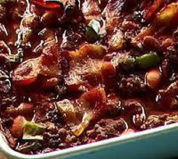 Best Ever Bean Casserole-doris St John Recipe