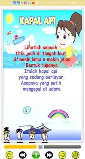Code Triche Lagu Anak Anak APK MOD screenshots 5