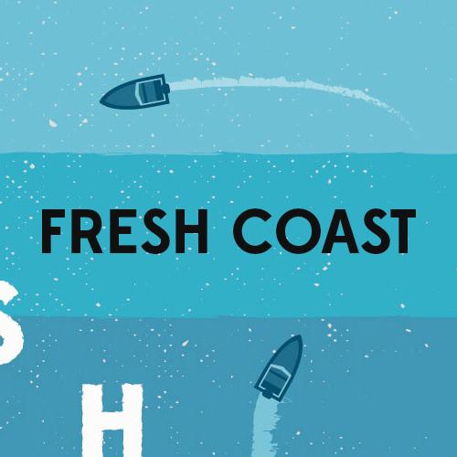 Logo of 3 Sheeps Fresh Coast