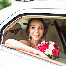 Wedding photographer Yuliya Kuznecova (kuznetsovaphoto). Photo of 09.10.2017
