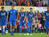 Première défaite du FC Bruges en championnat