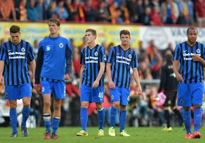 Fran Brodic à Bruges plus vite que prévu ?