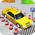 Multi-Level Taxi car Parking: Driving School icon