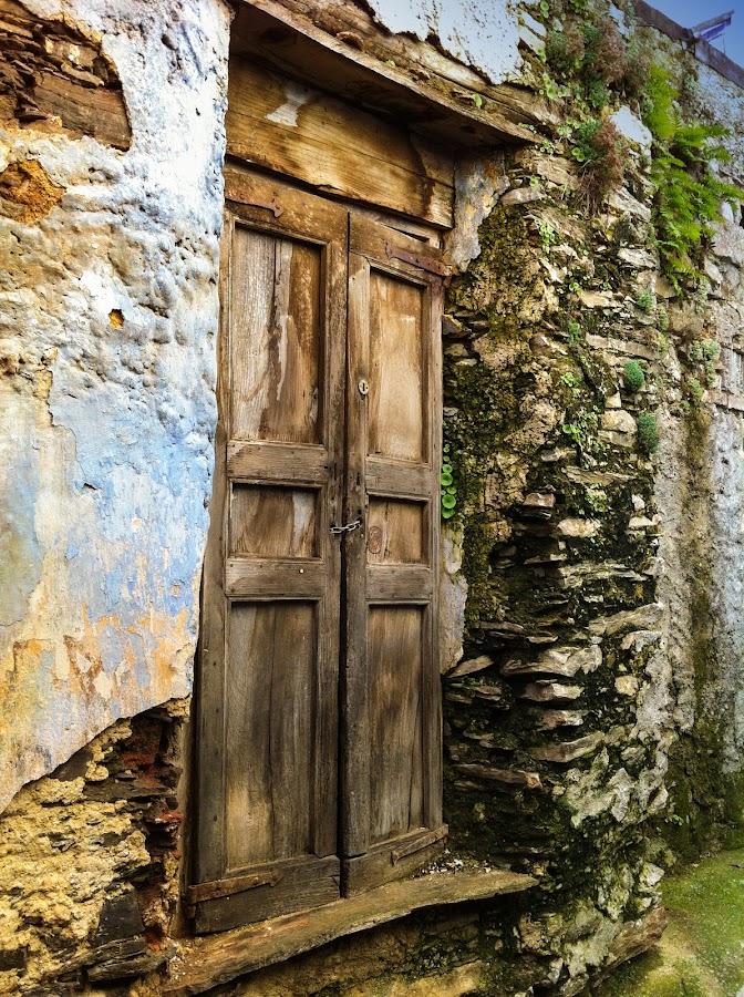 old door in Tonara by Antonello Madau - Instagram & Mobile iPhone