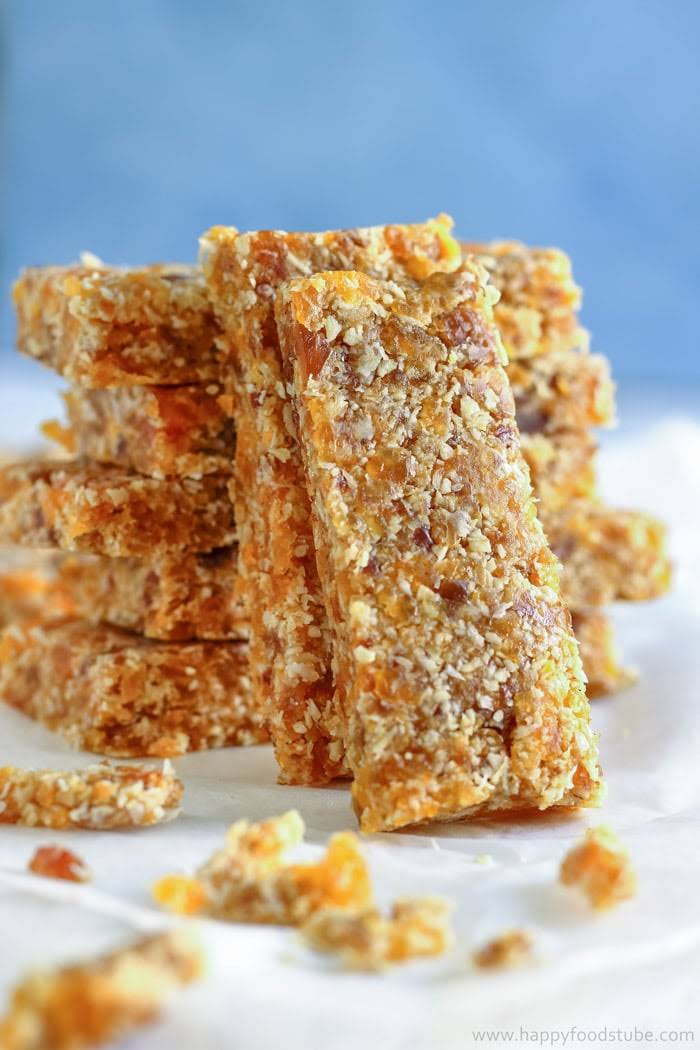 10 Best Energy Bars Without Nuts Recipes