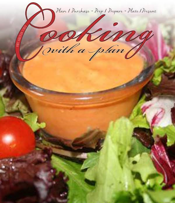 Pardon My French... Dressing With A Twist Recipe