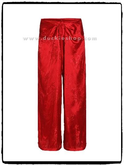 กางเกงแพร กางเกงแพรแท้ กางเกงแพรจีนแท้ กางเกงแพรจีน กางเกงนอนผู้ชาย กางเกงแพรโบราณ
