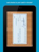 Screenshot of NetSpend Mobile Banking