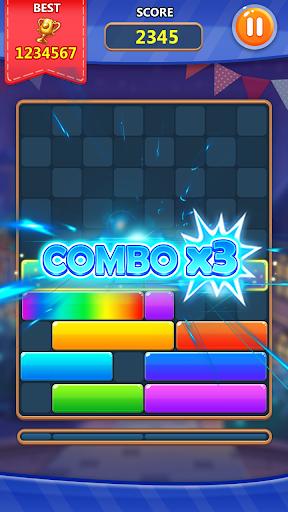 Magic Blocks: Falling Puzzle Dropdom apktram screenshots 3