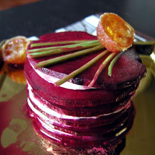Beetroot Mille-Feuille