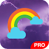 Weather Radar & Forecast Pro APK Icon