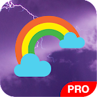 Weather Radar & Forecast Pro icon