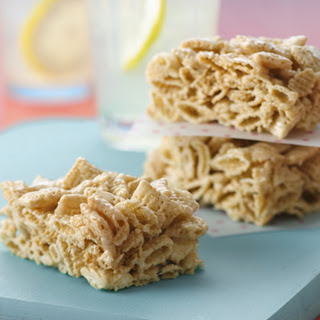 Gluten-Free Chex™ Cereal Treat Bars Recipe