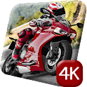 Cool Motorcycle 4K Live icon