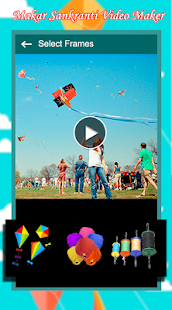 Makar Sankranti Video Maker with Music 2018 - náhled