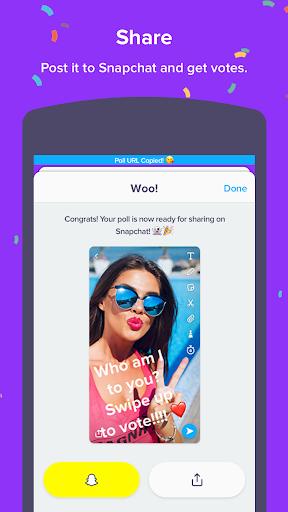 Polly - Polls for Snapchat 1.2.0 screenshots 3