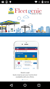 BPCL FleetGenie- screenshot thumbnail
