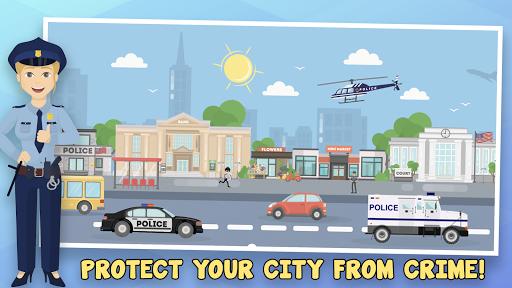 Code Triche Police Inc: Simulation de commissariat de Tycoon  APK MOD (Astuce) screenshots 3
