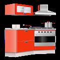3D Kitchen Design for IKEA: Room Interior Planner download