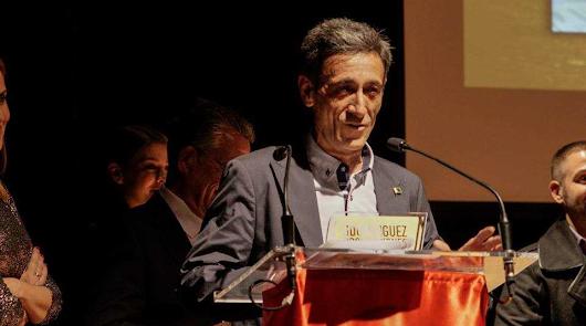Juan Ibáñez abre la Villa de Huércal al duatlón-cross