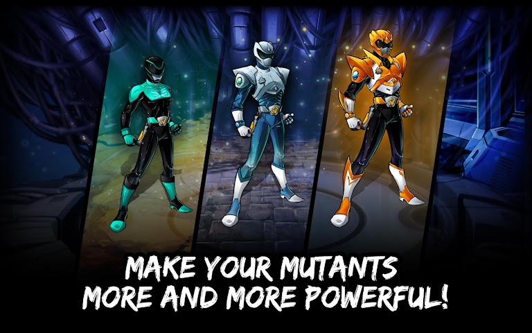 android Mutants: Genetic Gladiators Screenshot 3