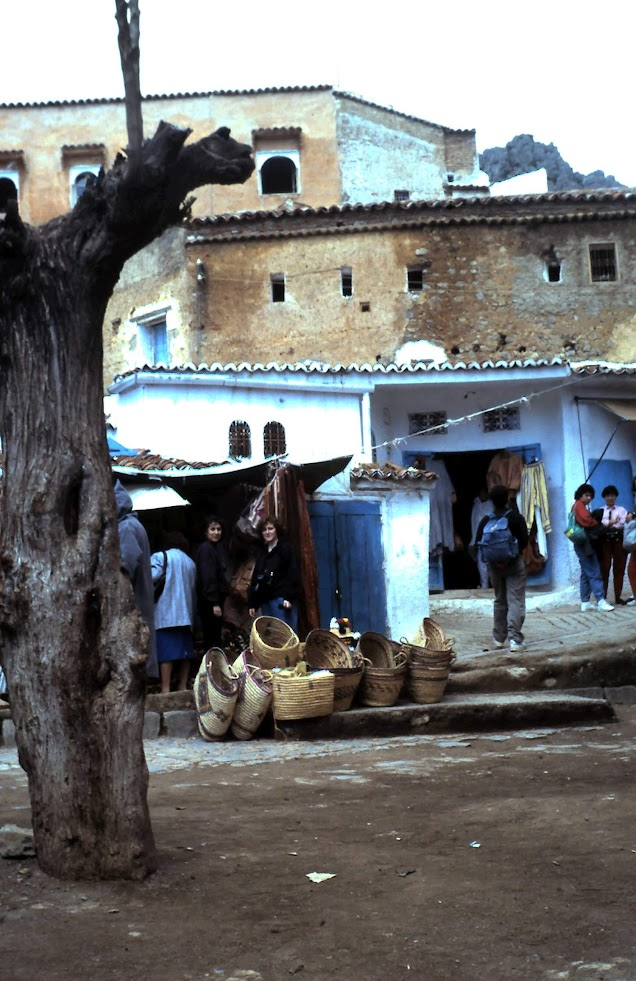Chefchauen.- Marruecos