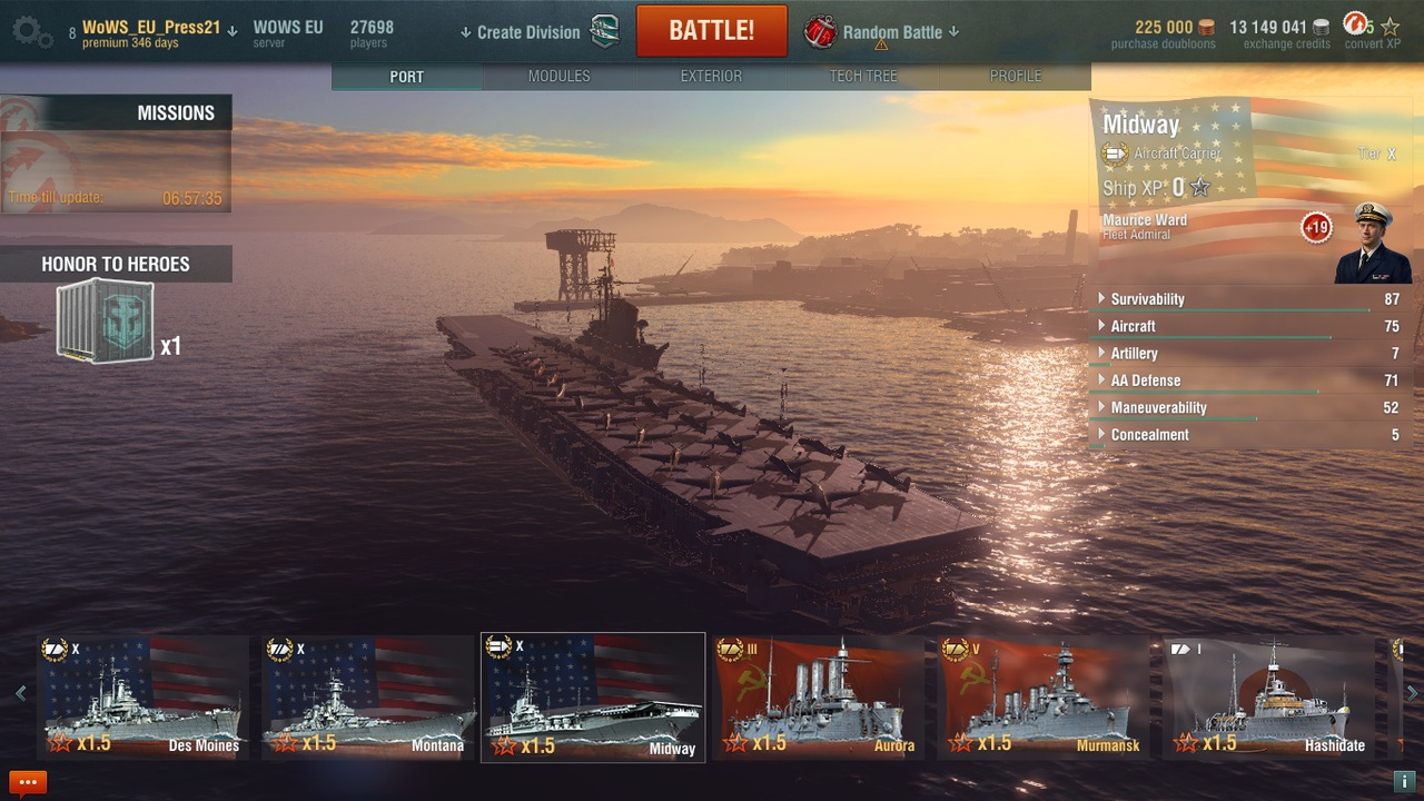 how to get world of warships replays