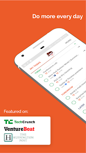 Letz: Tasks reminder app- screenshot thumbnail
