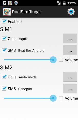 DualSimRinger  screenshots 1