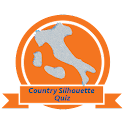 Country Silhouette Quiz icon