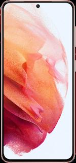 The Samsung Galaxy S21 5G.