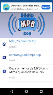Música MPB - náhled