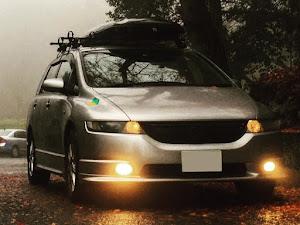 オデッセイ RB2 4WD アブソルート 前期のカスタム事例画像 Tsuru(ツル)さんの2019年12月02日15:37の投稿