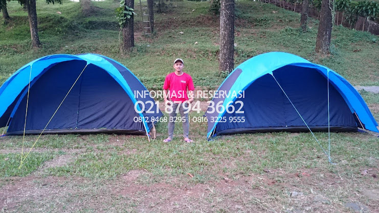 Paket Harga Perkemahan   Agrowisata    Hambalang Hill  Dekat di Area Balekambang - Bogor