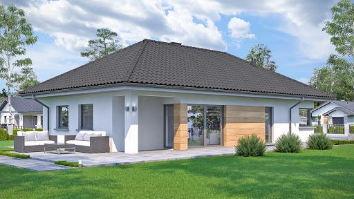 projekt Dom przy Pastelowej 16 bis