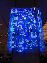 Photo: Marc Jacobs Blue