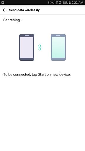 LG Mobile Switch (Sender) screenshot 4