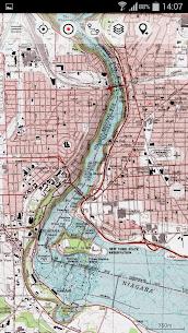 Canada Topo Maps Pro 3