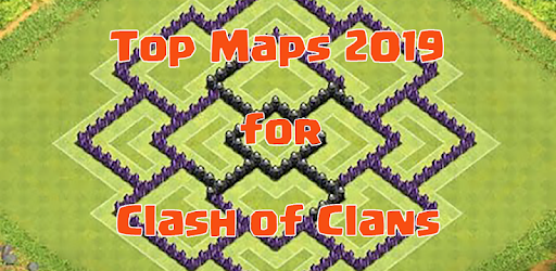 Map Clash Of Clans Maps of Clash of Clans 2019   Apps on Google Play