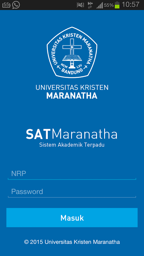 SAT Maranatha- screenshot