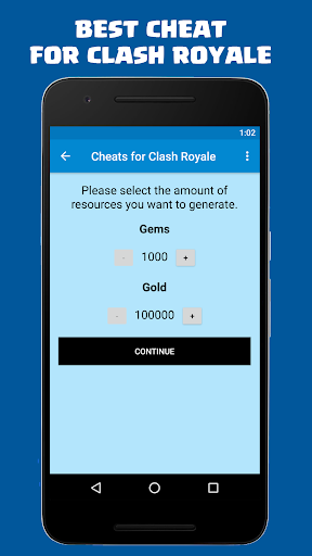 Gems for Clash Royale FREE for PC