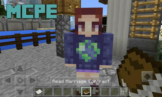 Girlfriends Addon for MCPE – Applications sur Google Play