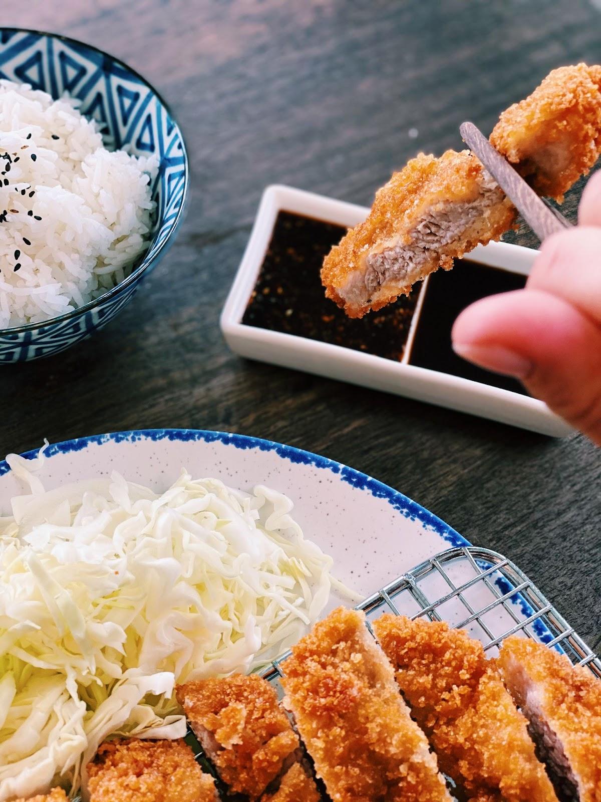 Tonkatsu At home