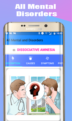 All Mental Disorders and Treatment  screenshots 1