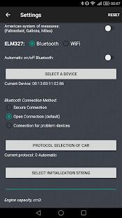 Olivia Drive - araç bilgisayarı | OBD2 - ELM327 Ekran Görüntüsü